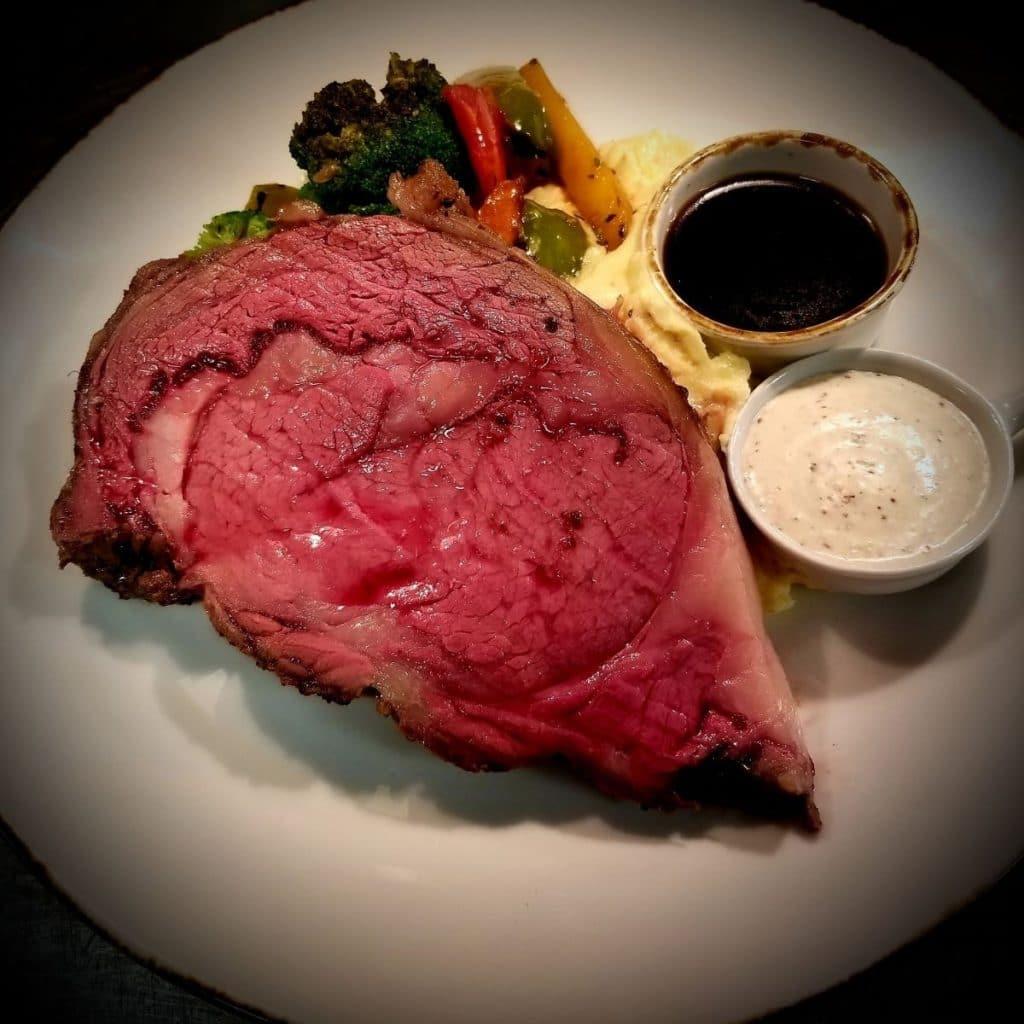 Prime rib Overland Park restaurant