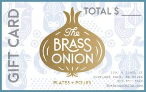 Brass Onion Gift Card